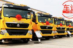 重汽将34辆T5G交付香港 该是什么样的配置
