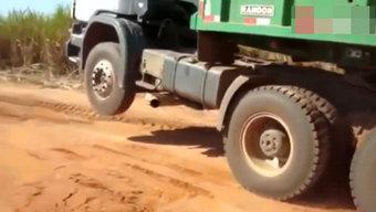 卡车的身子,跳跳虎的心?