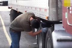 为何很多货车司机情愿呆路边休息,都不去服务区?