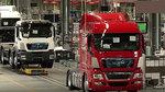 长见识!来看看德国曼MAN卡车生产线制造卡车的过程!