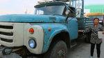 蒙古大妈每天开着高龄卡车出入中国此城,一趟挣500