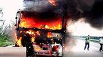突发!北京四环两辆大货车相撞起火,已致2人不幸死亡
