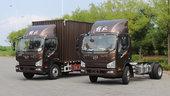 解放J6F长换油轻卡之寒区版 卡车之家实地评测