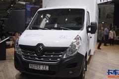 2018汉诺威车展:雷诺全新电动卡车曝光
