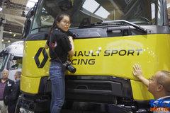 2018汉诺威车展:限量100辆!雷诺推出运动竞速版
