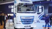 2018汉诺威车展:康明斯电动车装备亮相 这款中卡能跑220公里
