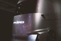 2018汉诺威车展:福特展出概念卡车 据说灵感来自钢铁侠头盔
