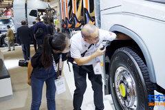 2018汉诺威车展:这台沃尔沃FH卡车身上带有N多惊喜
