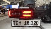 2018汉诺威车展 欧洲主流载货车 详解曼TGM底盘