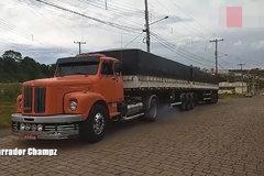 国外多节、重型货车集锦,这么多的大卡车你知道几个?
