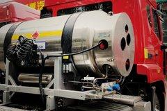 1000升大罐成主流  它比双油箱柴油车重了多少