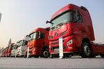 660马力X6000 国六产品已完成布局 陕汽年会现场展车抢先看