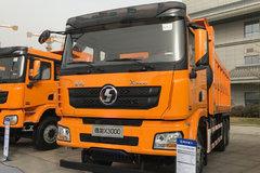 X3000自卸车全面升级 搭载潍柴国六12L460马力发动机