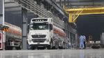 智能卡车提车记录 车辆选购与驾驶习惯的培养讨论