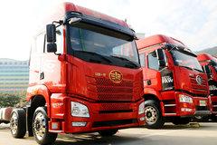 自重仅8.2吨 解放青汽推出低底盘JH6载货车