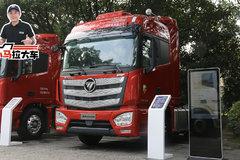 560马力+1300升油箱 2019款国六欧曼EST亮点真多!