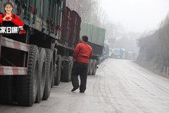 老司机说这样能防止回单被坑 短途运煤车的卡友也不容易