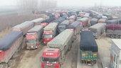 """荷载49吨实载170吨,百余辆超载车""""躲猫猫""""被一锅端"""