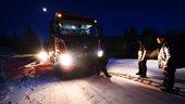 开着卡车穿越中国 测试团队挑战漠河零下30度极寒