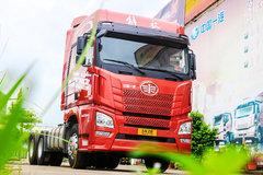 想在上海买JH6牵引车的卡友 我给您算了一笔购车帐