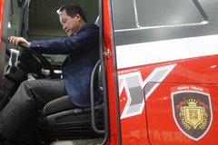 三一卡车节专访:走近梁林河,才知道有一种爱叫卡车传递爱(上)