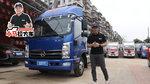 两万公里换油+大货箱 看装潍柴动力的凯马M6轻卡