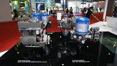 【上海车展】空压机也带离合器?发动机百公里可以节油0.5升!