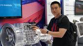 【上海车展】最长120万公里保养!伊顿新款AMT变速箱进入中国
