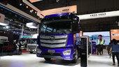 【上海车展】国六LNG、自重8.5吨,欧曼EST难道瞄准了运煤市场?