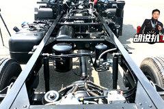 冷知识 宽体轻卡不仅要加宽轮距 车架和钢板的托距也要加宽