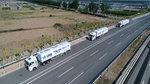 我国首次大规模列队跟驰测试公开 中国重汽跟车距离再突破