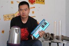 2200W逆變器挑戰1500W電水壺 你們說能成功嗎?