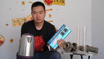 2200W逆变器挑战1500W电水壶 你们说能成功吗?