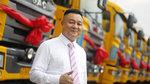 一次性豪购100台江淮智能环保渣土车,运输公司老板为何如此青睐JAC?