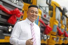 一次性豪購100臺江淮智能環保渣土車,運輸公司老板為何如此青睞JAC?