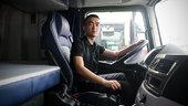 自动挡卡车低速难控制?  蠕行模式帮你搞定,操作太爽了!