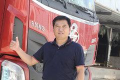 十幾年共購入165輛乘龍載貨車 聽聽車隊長是怎么評價的?
