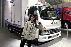 江淮骏铃V6动力升级 国六版配自家动力链