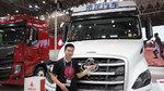 14升超大排量,带防疲劳监测,东风柳汽T7长头牵引车有国六版了!