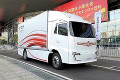 L3自动驾驶,外观萌萌哒,内饰堪比家,试驾东风概念中卡!