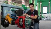 空气悬架降重240公斤,盘式制动片面积加大,重器车桥新产品来了!