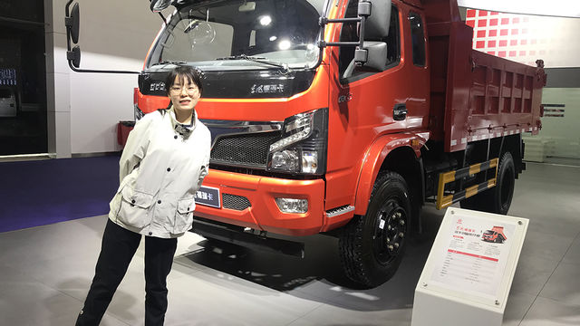 福瑞卡R6配云内国六机 3米8货箱专为城乡运输而生