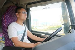 """公路运输""""苦行僧""""王付伟:为生活,为梦想努力奋斗!"""