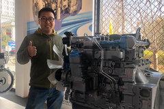 動力覆蓋110-220馬力 濰柴發布4款輕型動力 打造動力產品矩陣