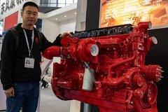 14升排量,600馬力,2750扭矩,康明斯這款國六發動機確實厲害!