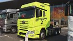 油箱1100升,AMT、ACC全都有 560�R力的��六J7�砝玻�