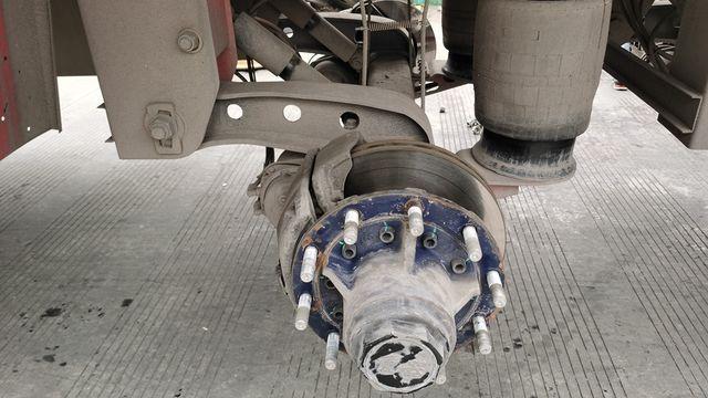 重器车桥的盘式制动+气囊悬架用起来怎么样?用户这么说