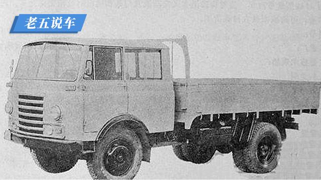 装转子发动机的车不止马自达 咱们国产卡车天津140也曾装过