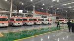 增援一线 建优成业紧急生产负压救护车