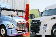 【爱聊车】江淮V7 陕汽轾德,这两款高端长头牵引车,你喜欢谁?
